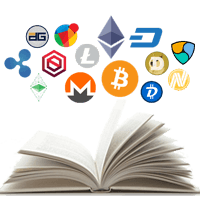 bitcoin, cryptocurrency, blockchain glossary