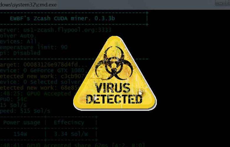 miner-detected-virus