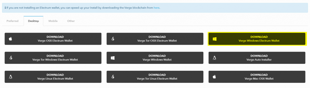 xvg electrum wallet download
