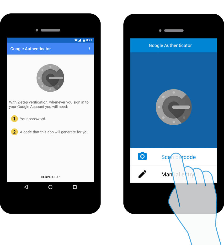google authenticator guide