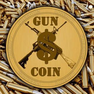 gun coin
