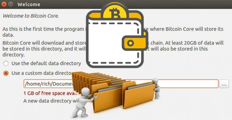 Photo of How to move the wallet blockchain files to another directory – QT wallet
