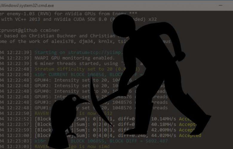 Ravencoin enemy miner