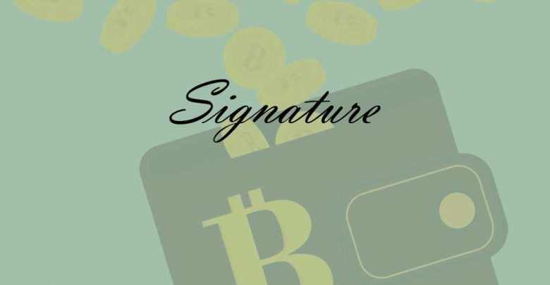 Photo of Sign Message – How to sign a message with a Bitcoin, Litecoin Address