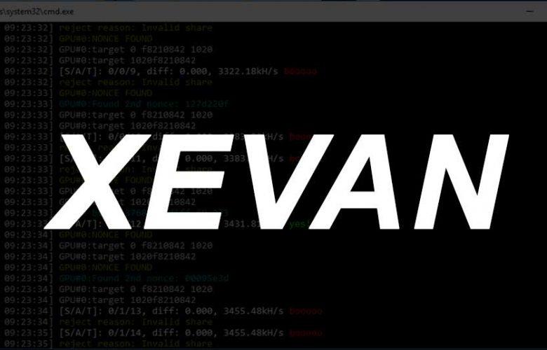 xevan algorithm
