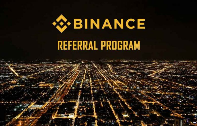 binance referral