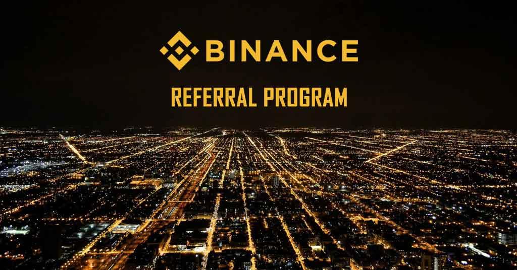 Reddit binance referral