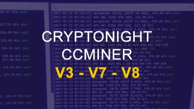 Photo of KlausT ccminer cryptonight NVIDIA v3.02 – CryptoNight V3, V7, V8