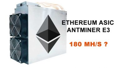 Ethereum ASIC machine