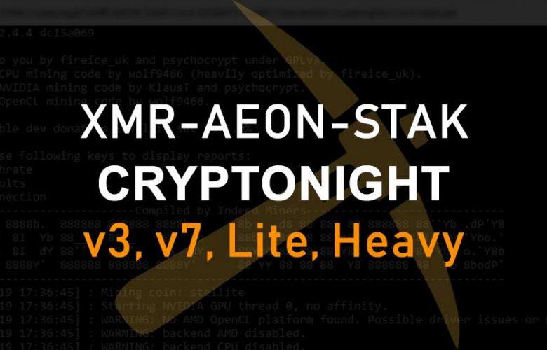 XMR Aeon Stak