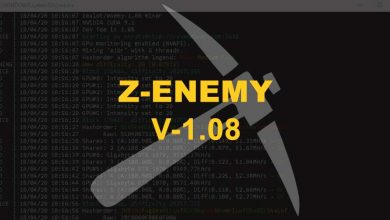Photo of Z-Enemy v1.08 – New NVIDIA miner for X16R, X16S, PHI1612 and Bitcore
