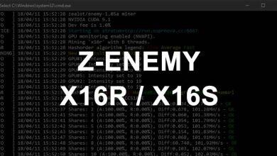 Photo of zealot/enemy-1.05a – Another closed source NVIDIA miner for RVN and PGN