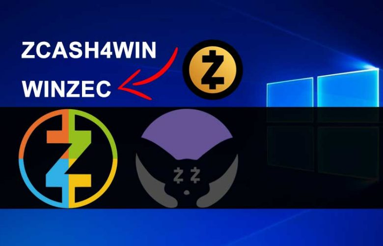 ZCash Windows wallet