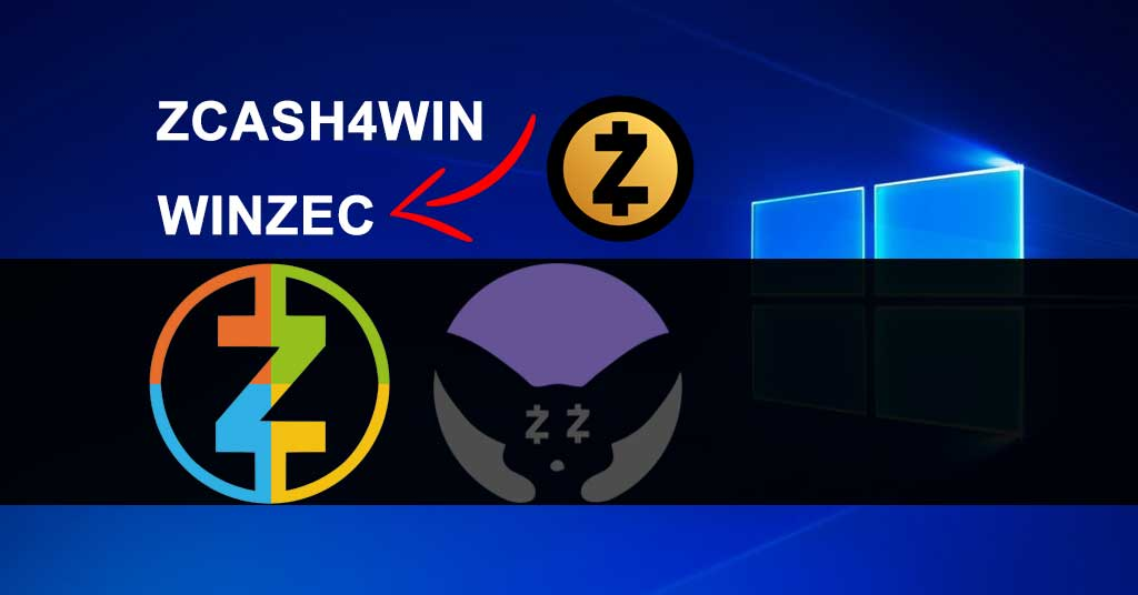 WinZEC Zcash Wallet