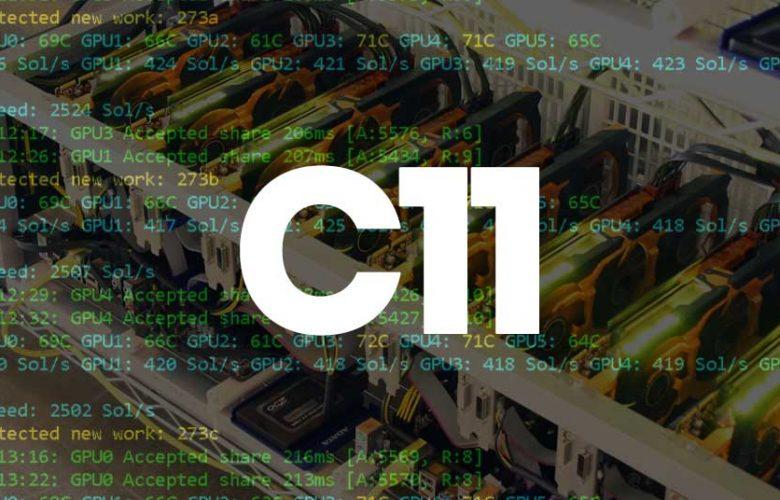 c11 algorithm and coins