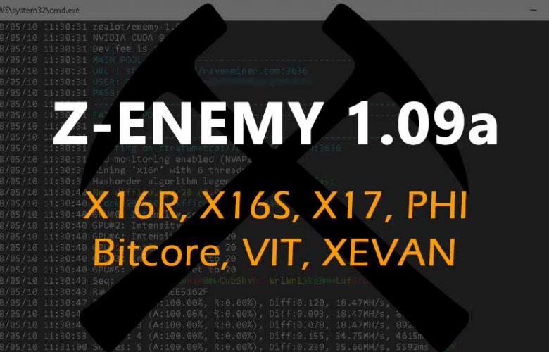 Z-Enemy 1.09a
