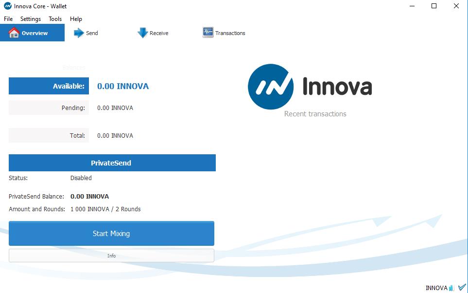 Innova wallet