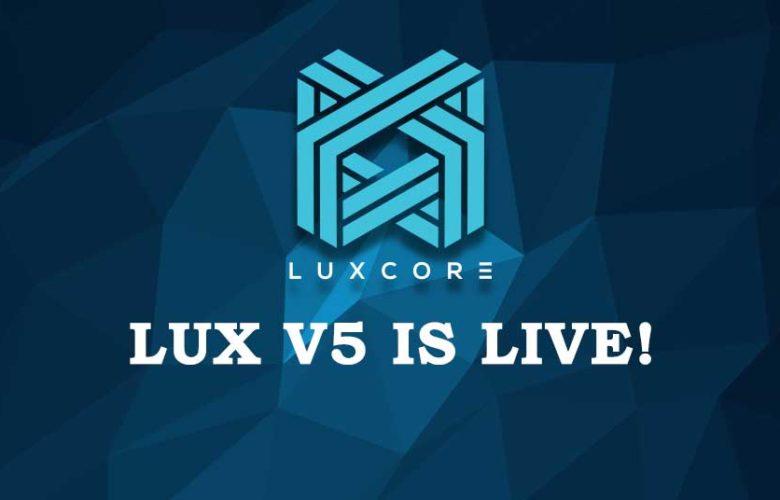 LuxCoin v5