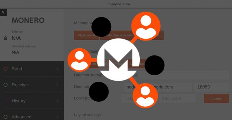 Photo of Using remote nodes to run Monero wallet without downloading the Blockchain