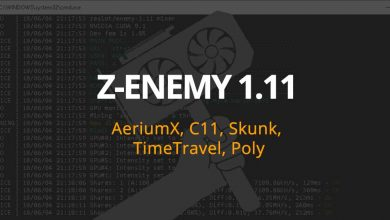 Photo of Z-Enemy v1.11 now supports C11, AeriumX, Skunk, TimeTravel and Polytimos