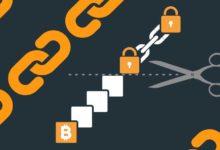 Bitcoin blockchain pruning