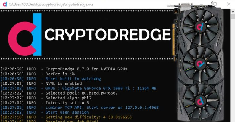 Photo of CryptoDredge – A new fastest NVIDIA GPU miner (Windows and Linux)