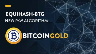 Photo of Bitcoin Gold network upgrade! Equihash-BTG  – New PoW Algorithm