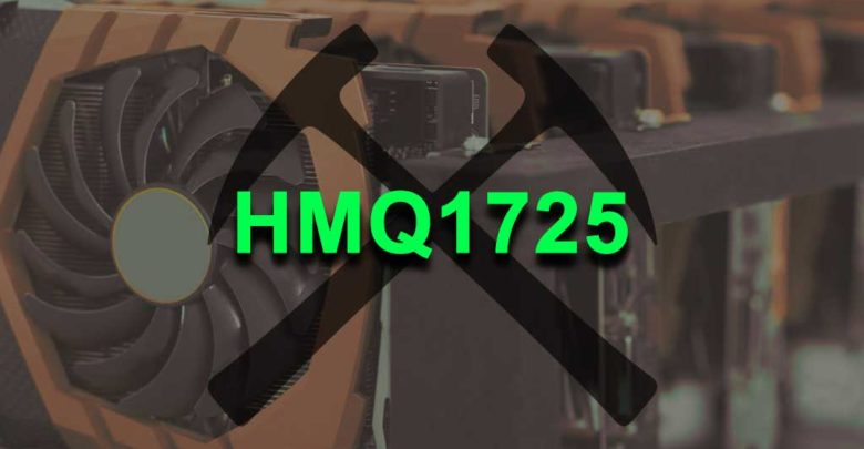 Photo of HMQ1725 algorithm – List of HMQ1725 coins and mining software's