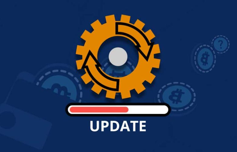 Wallet update guide