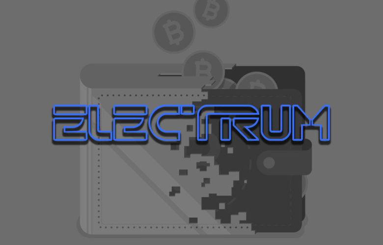 Electrum sweep and import keys