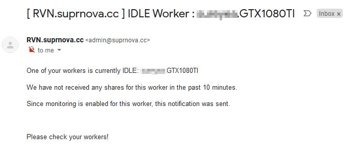 Suprnova worker offline