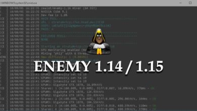 Photo of Z-ENEMY 1.14 / 1.15 – Major performance improvements on X16R and other algorithms