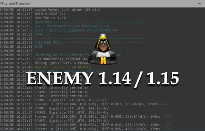 Z-Enemy 1.15 and 1.14