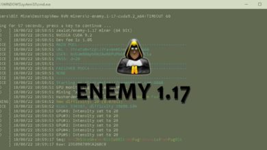 Photo of Z-Enemy 1.17 NVIDIA miner now with better performance and optimizations