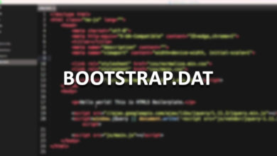 Creating bootstrap.dat file