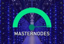 Masternode server specifications