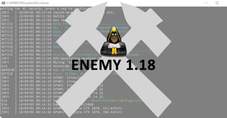 Photo of Z-Enemy 1.18 – New updated miner with stability & performance improvements