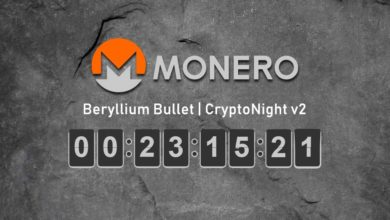 Photo of Monero network upgrade (Hardfork) – CryptoNight V8 (CNv2) miners & pools