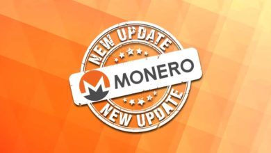 Monero wallet update