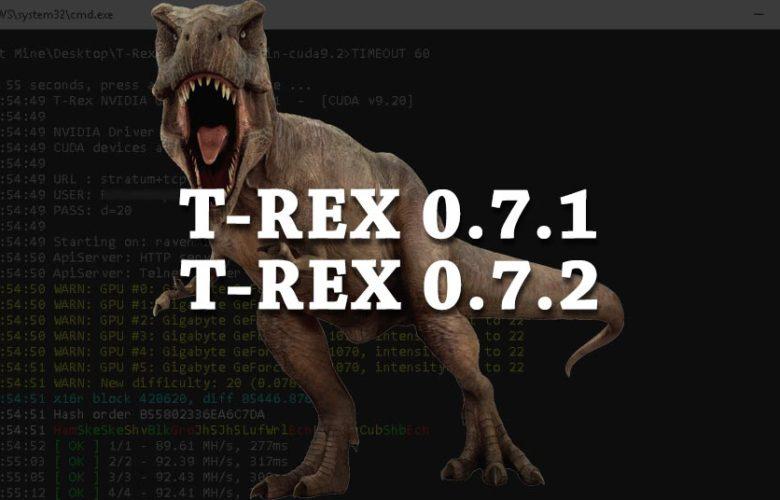 T-Rex 0.7.2