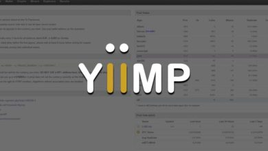 Photo of YiiMP mining pool explained – How to mine and list of Yii Mining Pools