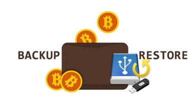 Photo of How to backup core wallet and how to replace wallet.dat backup file