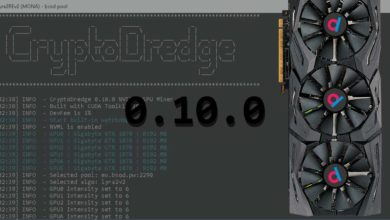 Photo of CryptoDredge 0.10.0 – A new fastest NVIDIA miner for X22i, BCD, X17 & HMQ1725