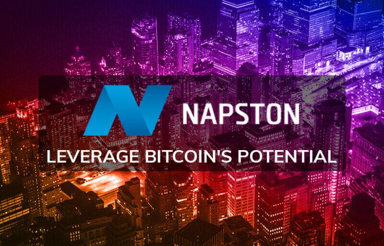 Napston trading platform