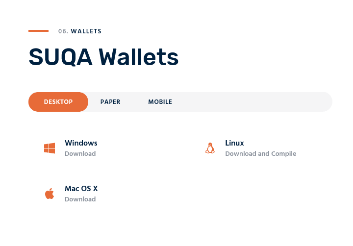 wallet download suqa