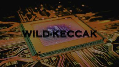 Wild Keccak