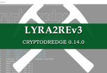 Lyra2REv3 CryptoDredge