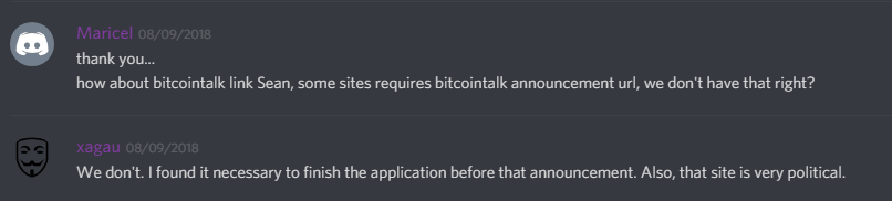 Placeholders announcement