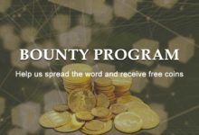 Cryptocurrency bounties