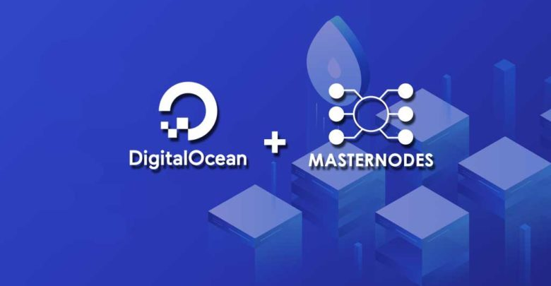 Digital Ocean masternode server